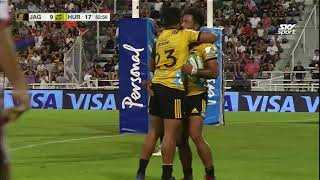 HIGHLIGHTS: SuperRugby 2018 Week #3: Jaguares vs Hurricanes