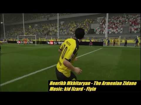 Henrikh Mkhitaryan - Armenian Zidane | A FIFA 16 Edit |