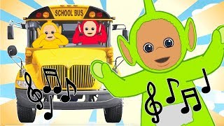 ★ Teletubbies ★ Wheels On The Bus ★ Cartoon Nursery Rhymes For Kids ★ Cartoon Songs ★ Kids Cartoon