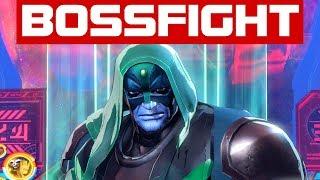Ultimate Alliance 3 Ronan Boss Fight