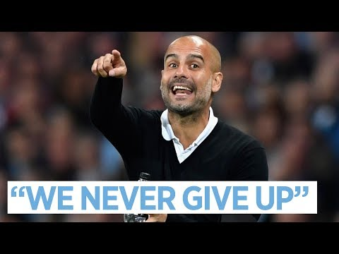GUARDIOLA ON STERLING & RED CARD | Man City 1-1 Everton | Guardiola Full Press Conference