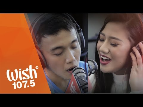 Arnel Pineda and Morissette  I Finally Found Someone  on Wish 1075 Bus