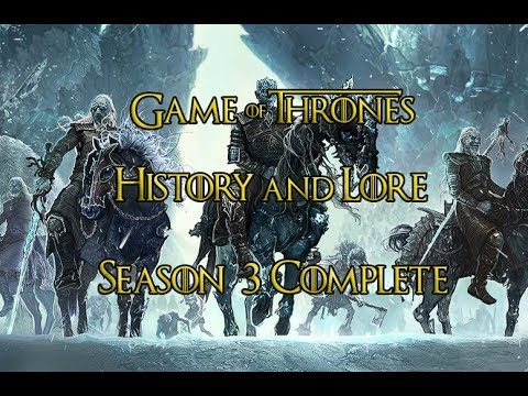 Game of Thrones - Histories and Lore - Season 3 Complete - ENG and TR Subtitles