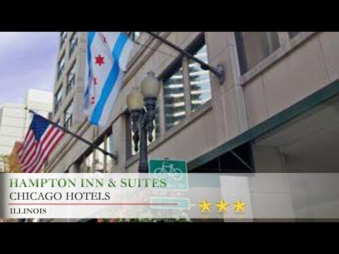 Hampton Inn & Suites Chicago-Downtown - Chicago Hotels, Illinois