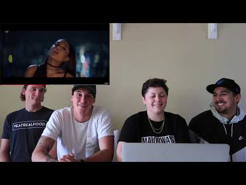 Ariana Grande - break up with your girlfriend, i'm bored *REACTION*