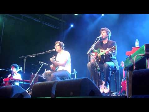 Flight of the Conchords - Bus Driver's song (live at Melkweg, Amsterdam)