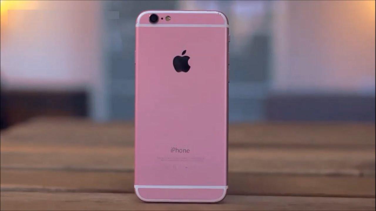 apple iphone 6s rose gold edition youtube. Black Bedroom Furniture Sets. Home Design Ideas