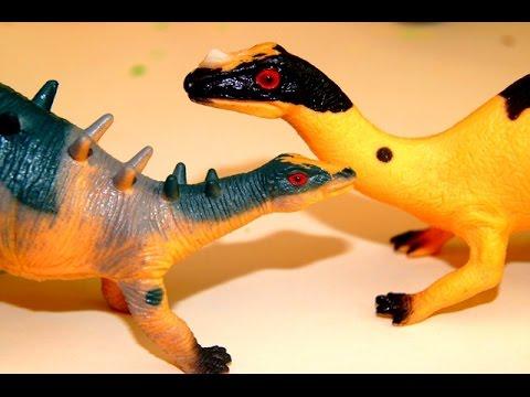 Когда динозавры правили Землей