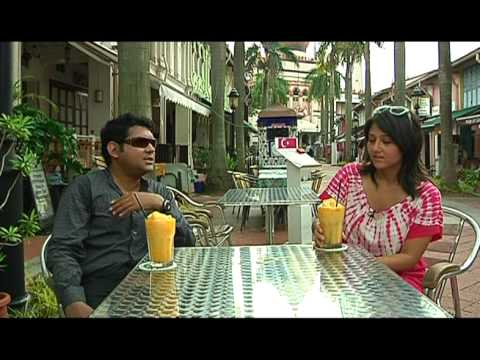Cine Singapore - Suman De speaks exclusively to Swastika Mukherjee