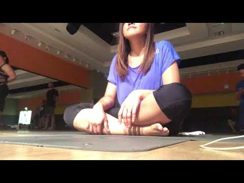 Yoga at Gold's Gym 4