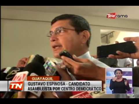 Centro democrático realizó elecciones primarias