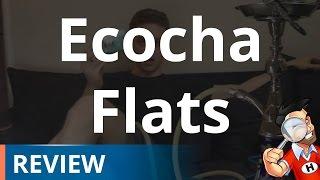 Ecocha Flat Hookah Coals Review