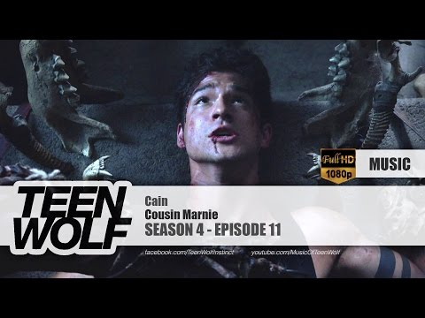 Cousin Marnie - Cain | Teen Wolf 4x11 Music [HD]