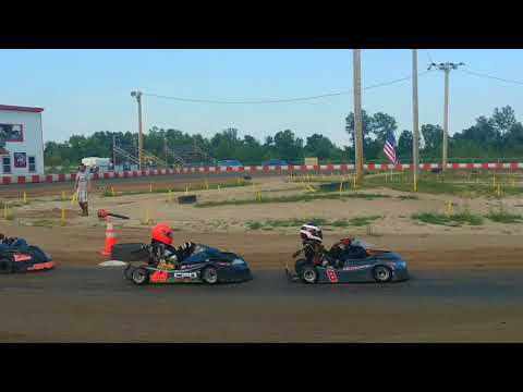 8.26.2017 - KC Raceway - Heavy Points - Heat 1