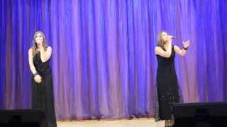 Наталия Козлова и Дарья Садовская - Россия-Матушка (cover Жасмин)