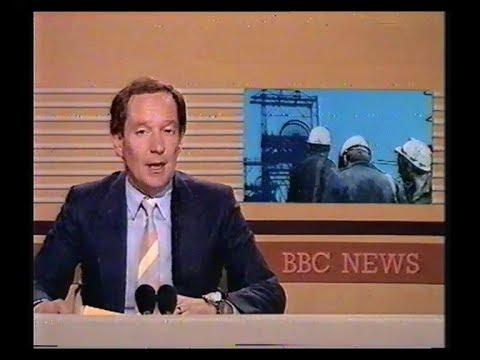 BBC 9 O'Clock News - 1985