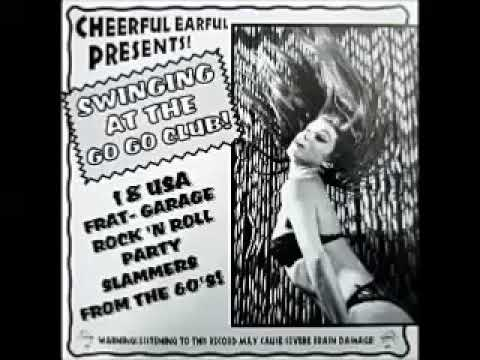 Various – Swinging At The Go Go Club! : USA Frat-Garage Rock 'N Roll Party Slammers From The 60's!
