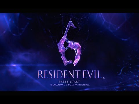 Resident Evil 6 Co-Op | Leon Campaign | Chapter 1-1