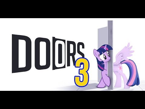 """Doors 3 Announcement Video - A video announcing the My Little Pony: Friendship is Magic fan animation """"Doors 3"""" and describing how to be a part of it."""