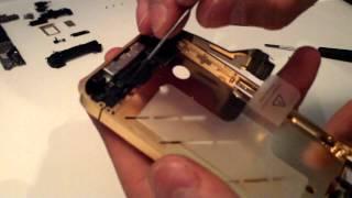 Iphone 4 / 4S zerlegen - Schritt für Schritt