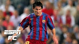 Looking back on Lionel Messi's Barcelona debut 15 years ago | La Liga