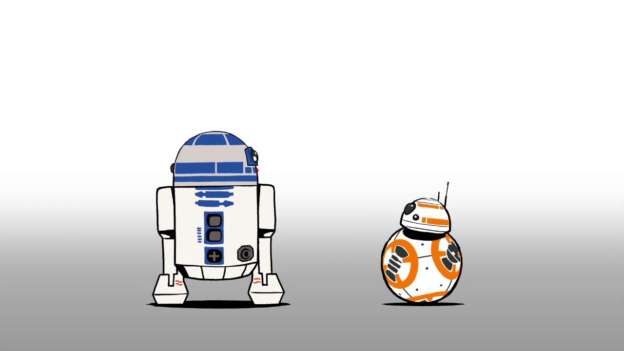 72c9c03193b76 Star Wars - Aventuras do BB-8 - YouTube