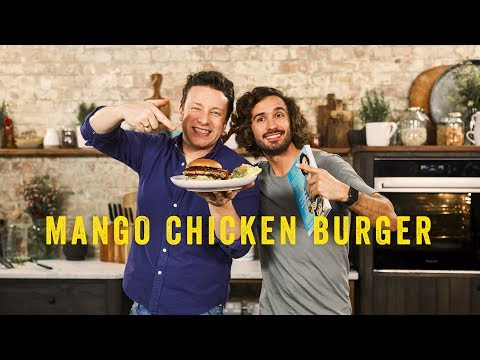 my-amazing-mango-chicken-burger-from-the-fat-loss-plan-|-joe-wicks-&-jamie-oliver