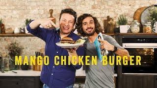 My Amazing Mango Chicken Burger from The Fat-Loss Plan | Joe Wicks & Jamie Oliver