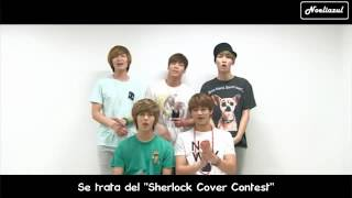 SHINee - Sherlock Cover Contest (Sub español)