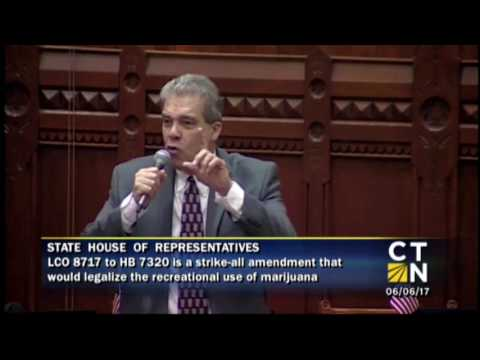Rep. Vargas Comments on HB 7320