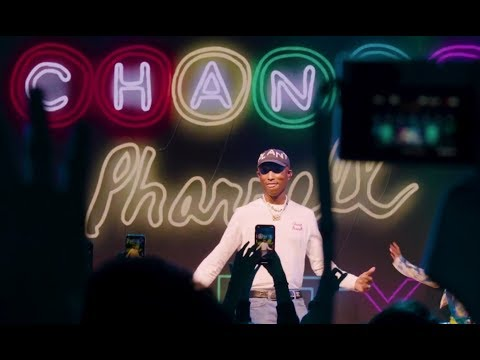 Chanel Pharrell collection celebration in Seoul