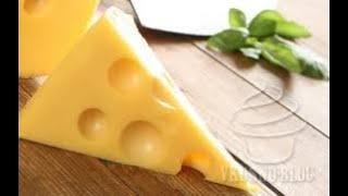 Делаем сыр Маасдам