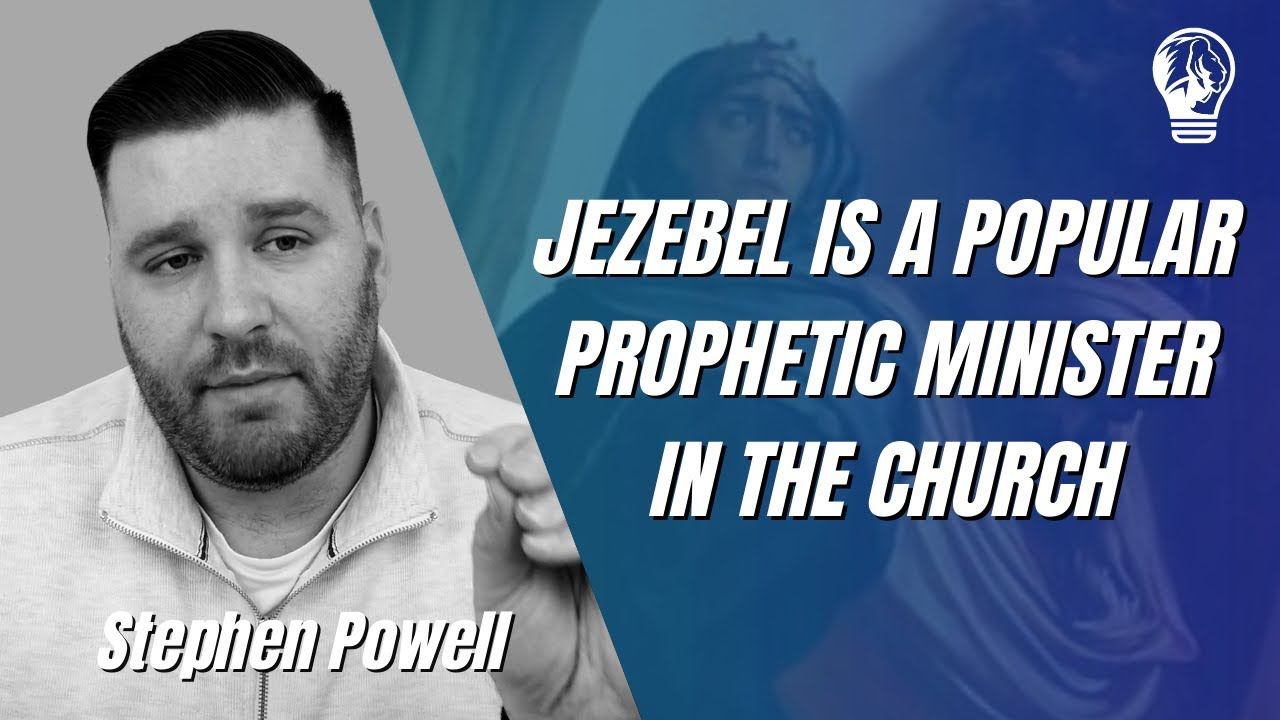 JEZEBEL IS A POPULAR PROPHETIC MINISTER IN THE CHURCH
