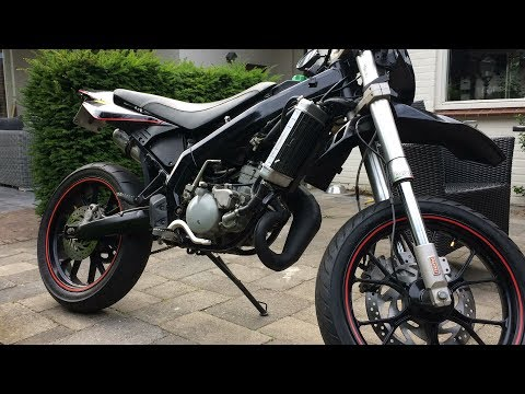 Derbi DRD Evo 50cc Project