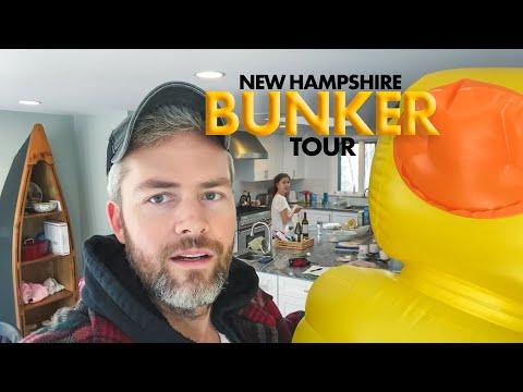 Inside my New Hampshire Quarantine Bunker | Ryan Serhant Vlog #110