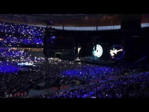 Coldplay - Live Concert - Paris - 15 Juillet 2017