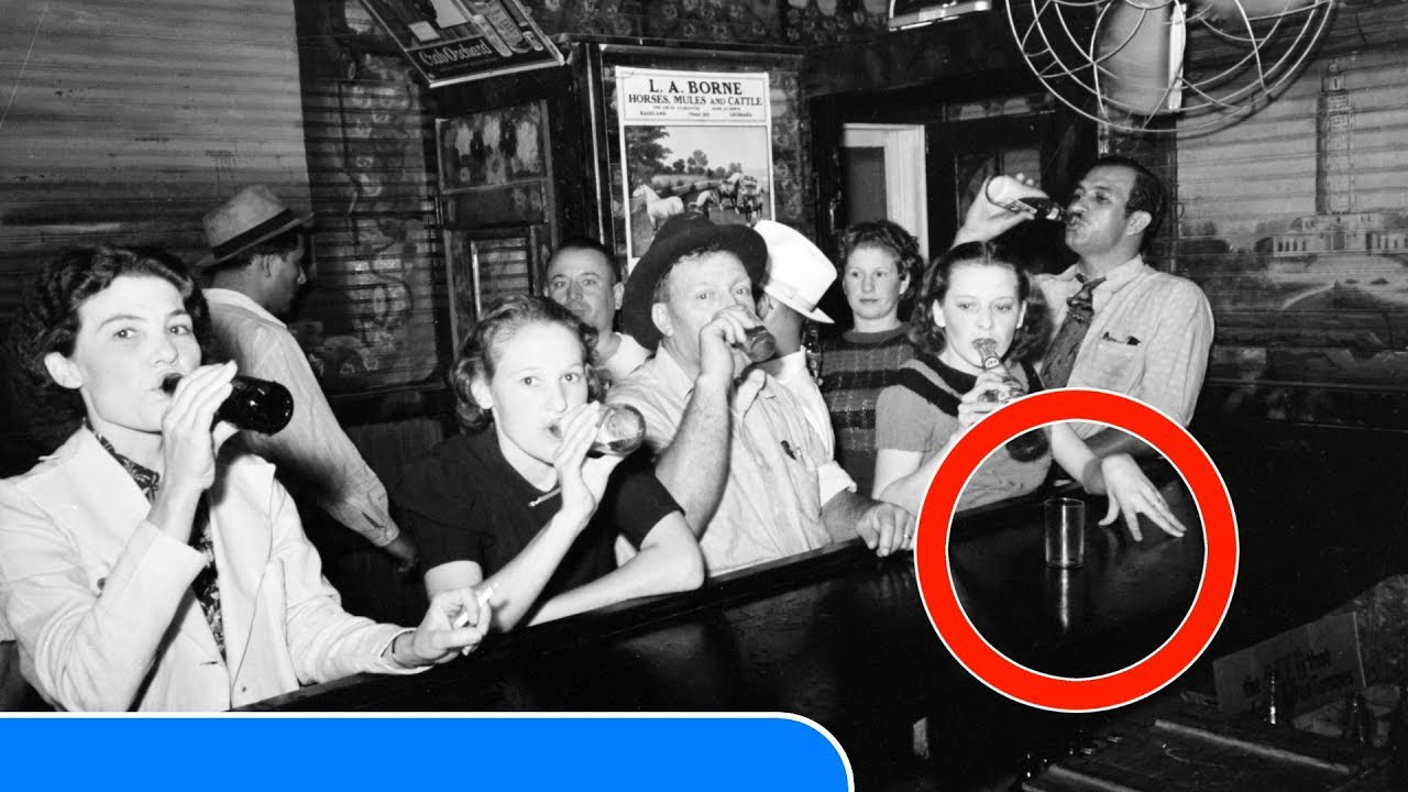 25 Old Historical Photos that show the Life of People in ...