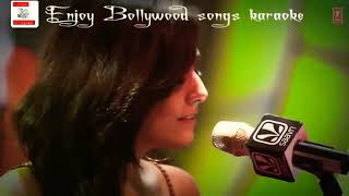 MAIN AGAR KAHOON | BOL DO NA ZARA | KARAOKE WITH LYRICS UNPLUGGED By S my music
