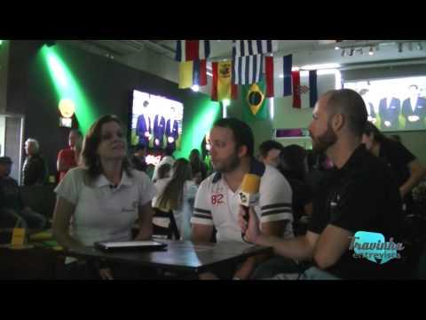 Entrevista Julio Machado Filho (The Soccer Point Porto Alegre/RS) - Travinha Entrevista #4