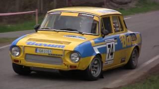 26. Historic Vltava Rallye 2017 | 74 | Radek Touš - Lukáš Hronek