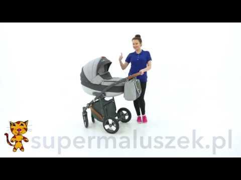 Canillo Camarelo wózek dziecięcy - www.supermaluszek.pl