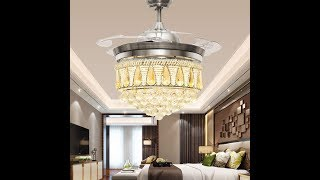 How to install TiptonLight Ceiling Fan