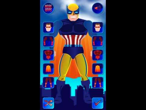 Make a Superhero