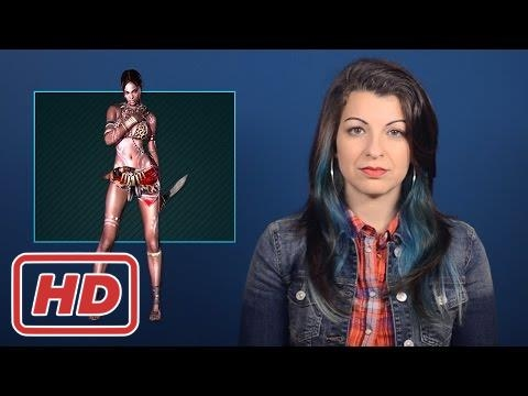 Not Your Exotic Fantasy - Tropes vs. Women in Video Games