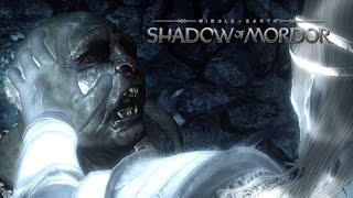 Hunt Him Down - Middle-earth: Shadow of Mordor Gameplay