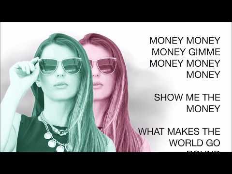 Allie & Ivy - MONEY (Official Lyric Video)