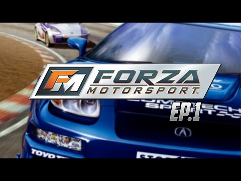Forza Motorsport Ep1 That Pull! - First Car!
