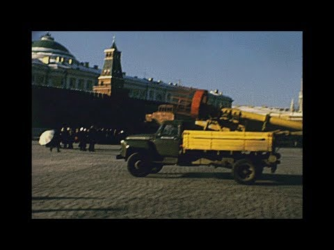 Moscow 1980 archive footage