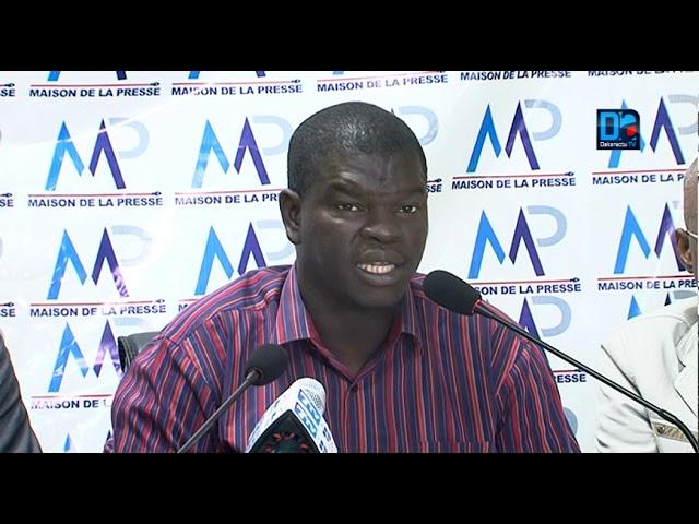 Attaque contre des journalistes à Tamba : Le Synpics, l'Appel, la Cnjr portent le combat