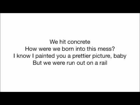 Rise Against - Kiss The Bottle (Jawbreaker cover) (With lyrics)